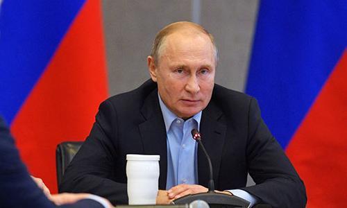Путин потребовал от глав рег…
