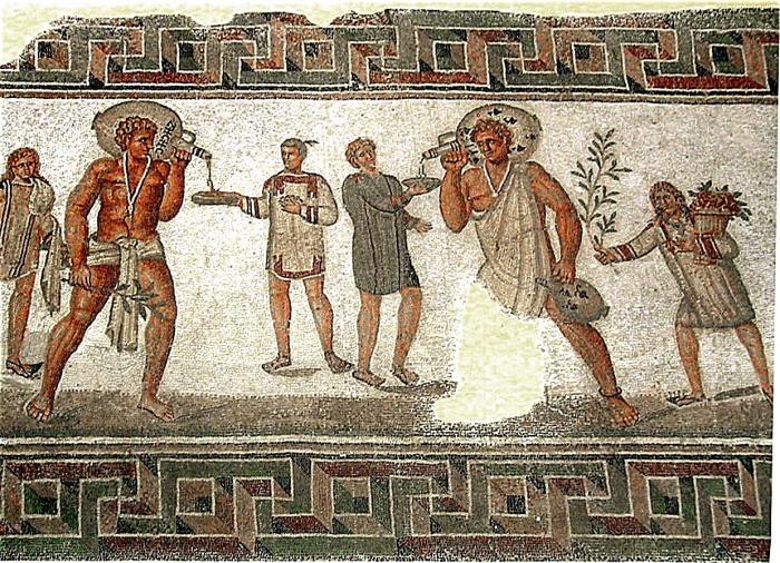 древнеримские законы против подкупа обряды Катерина
