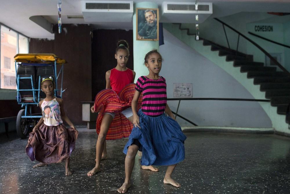 Современный танец на Кубе