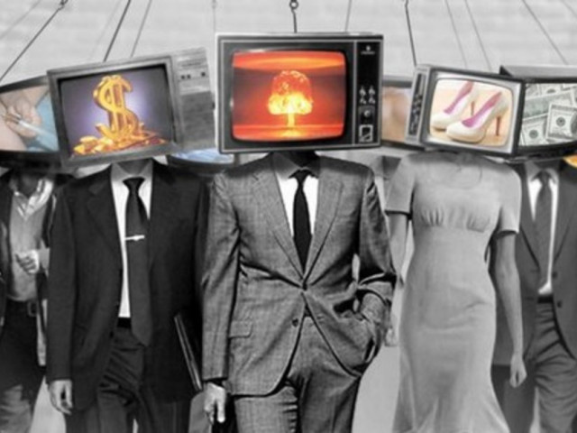 Десять способов манипулирования людьми с помощью СМИ