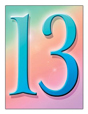 Нумерология 13.05.2013