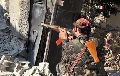 """Минобороны: США создали в Сирии """"заповедник для террористов"""""""