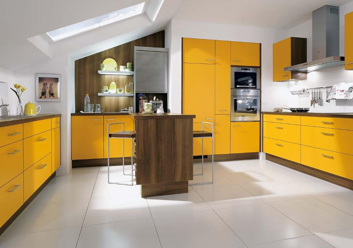 Топ 5 актуальных тенденций кухонной моды