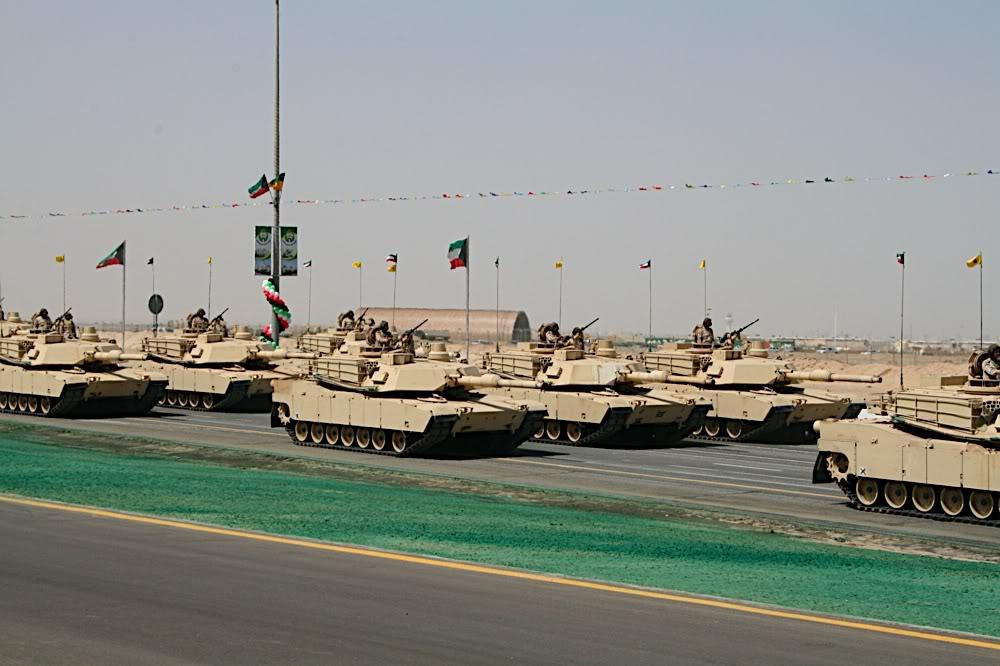 Модернизация танков M1A2 Abrams армии Кувейта