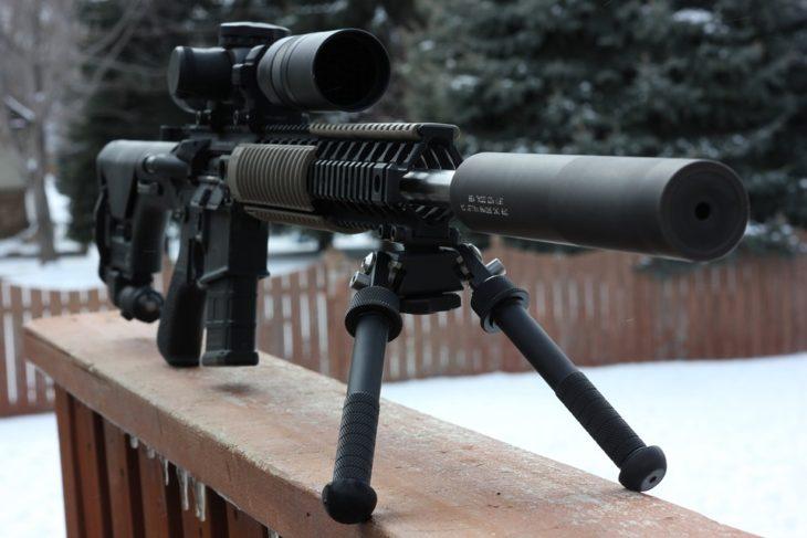 Проект «Уголёк»: в России разрабатывают передовые снайперские винтовки