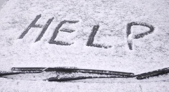 Вождение зимой: Как не застрять в снегу или как ездить зимой