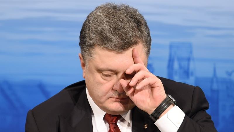 """Трамп закрывает проект """"Украина"""""""