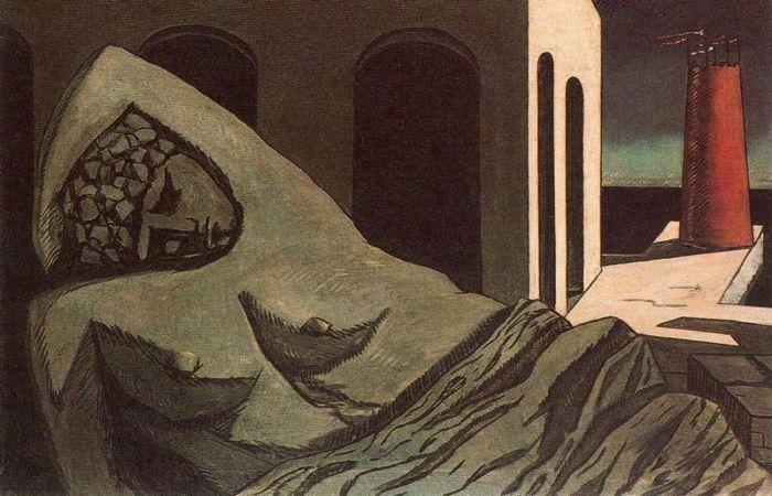 Меланхолия и метафизика: таинственные картины Джорджо де Кирико