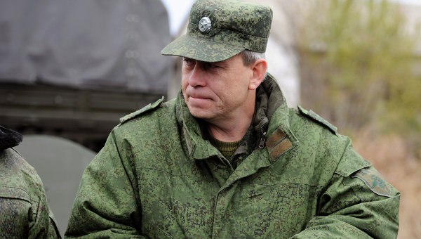 Боевики «АТО» за сутки 55 раз нарушили перемирие в ДНР — Эдуард Басурин