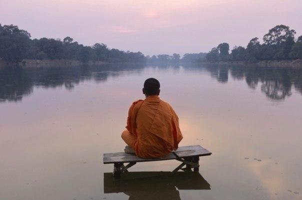 Любовь глазами буддийского монаха