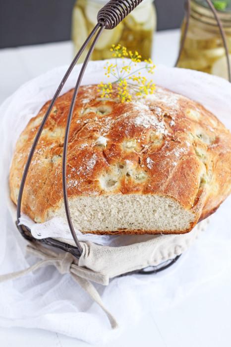 Хлеб, замешанный на рассоле, вкусный и ароматный. /Фото: i0.wp.com