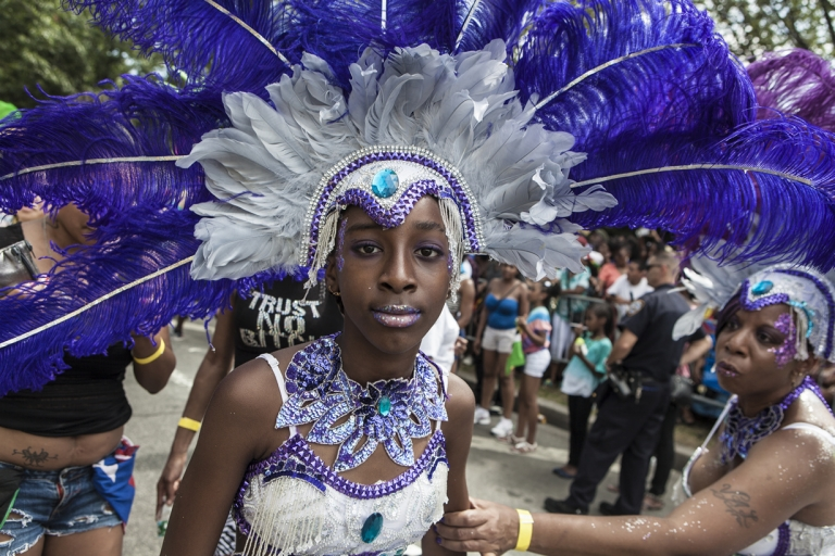Вест-Индийский парад в Нью-Йорке (21 фото)