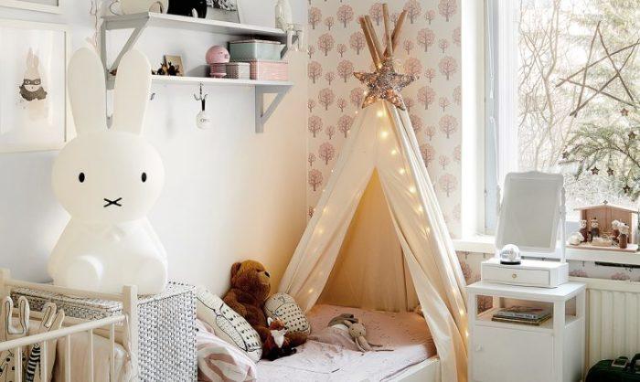 Как превратить любую детскую комнату в мечту каждого ребенка