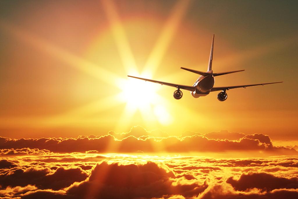 Из-за глобального потепления самолеты не смогут летать?