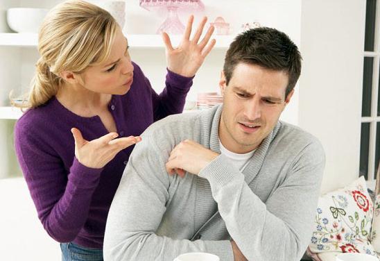 Почему женщины гнобят своих мужчин?