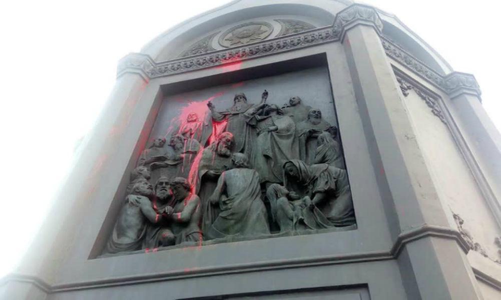 В Киеве приревновали Москву к памятнику
