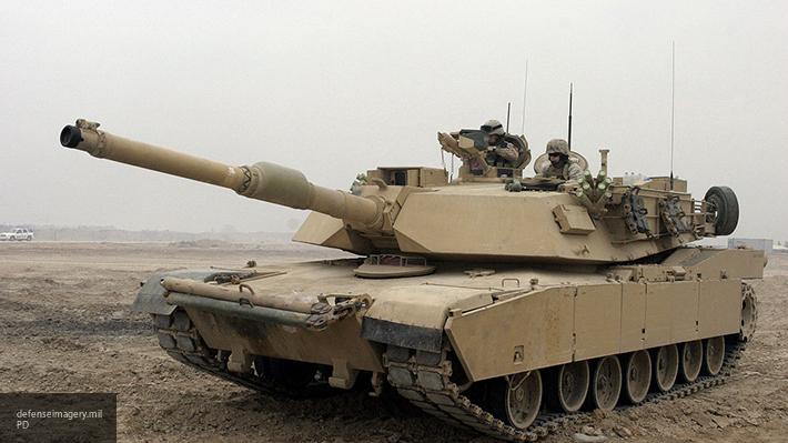 В США рассказали, как «Абрамсы» будут бороться с Т-14 «Арамата» и «Тип 99»