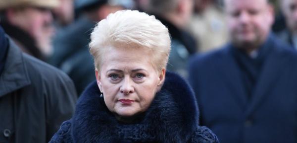 Литва надеется наусиление в…