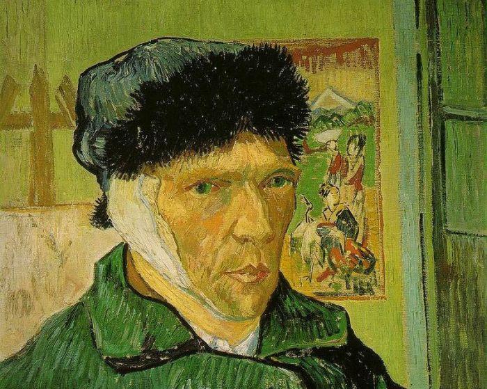 Отрезанное ухо Ван Гога: с чем остался живописец после скандала с Гогеном
