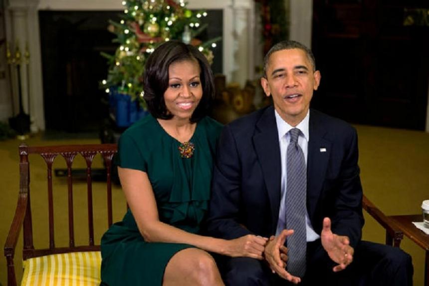 Первая леди США Мишель Обама отметила 53-летие