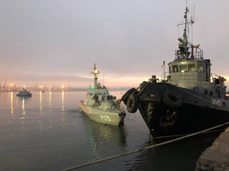 Зачем Киев собрался разрывать договор с Москвой по Азовскому морю