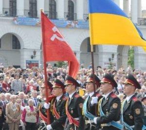 «Знамя Победы скоро вновь будет над Киевом»: очередной скандал на украинском ТВ взорвал Сеть
