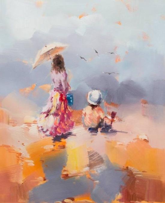 художник Савелий Камский картины – 28