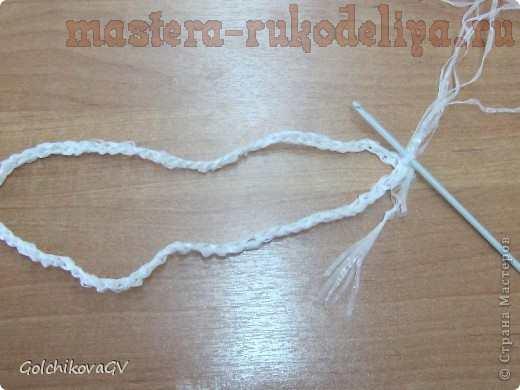 Мастер-класс: Как связать мочалку крючком
