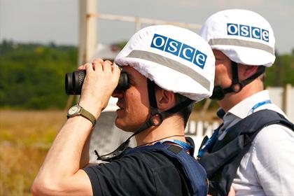 Украинские пограничники спустили собак на наблюдателей ОБСЕ