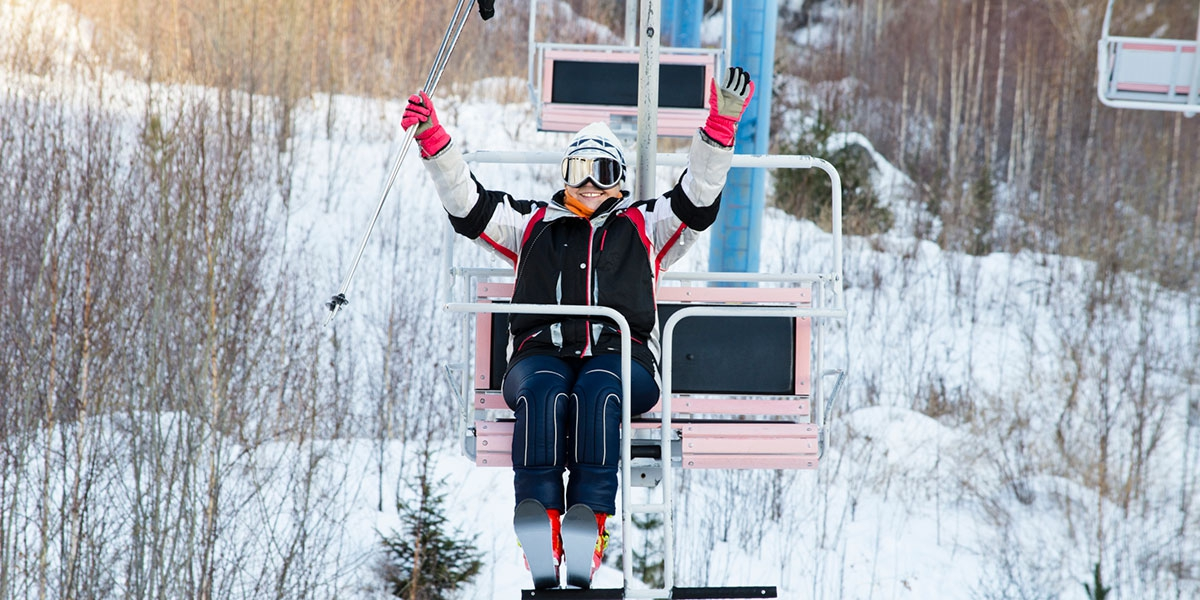 13 самых бюджетных горнолыжных курортов России зима, курорт, лыжи, отдых
