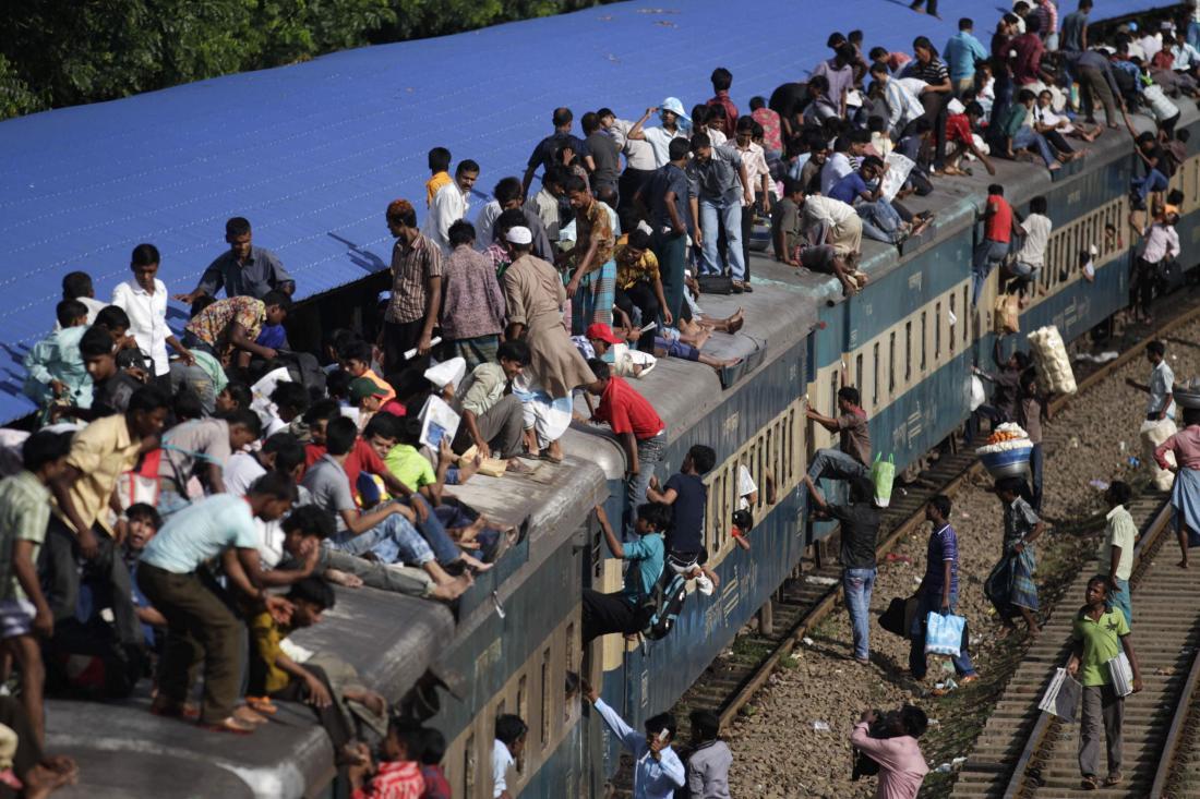 Фермер отсудил пассажирский поезд у железнодорожной компании в Индии