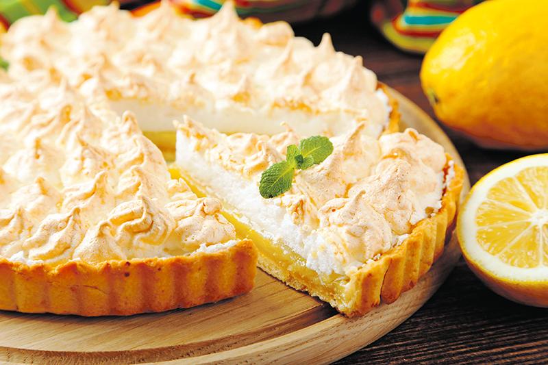 Лимонный пай рецепт пошагово