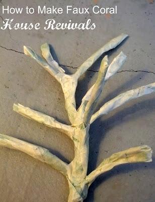 Кораллы своими руками для украшения интерьера в морском стиле (16) (308x400, 92Kb)