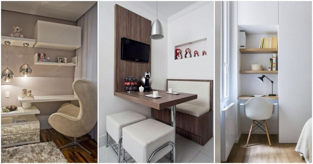 Гениально продуманные маленькие квартиры: 20 лучших идей