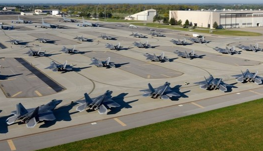 США расширят авиабазы в Европе, чтобы сдержать «российскую агрессию»
