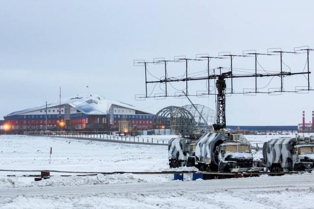 Новый боевой аэродром РФ в А…
