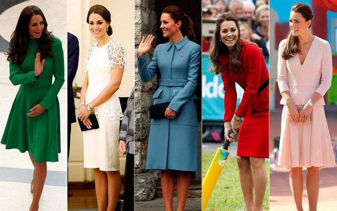 Королевский стиль. 10 модных конкуренток Кейт Миддлтон, с которых стоит брать пример