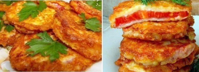 Прекрасная закуска — помидоры в кляре. Просто и очень вкусно!