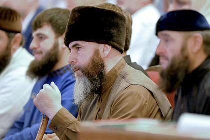 Муфтий Чечни попросил Путина законодательно запретить ваххабизм