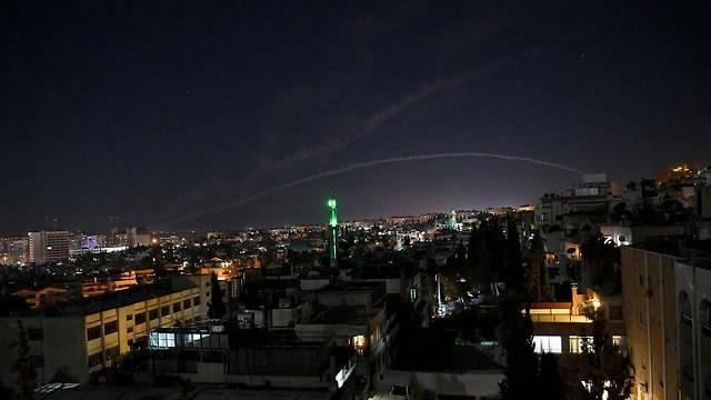 Россия просит Израиль не наносить ударов по аэропорту Дамаска