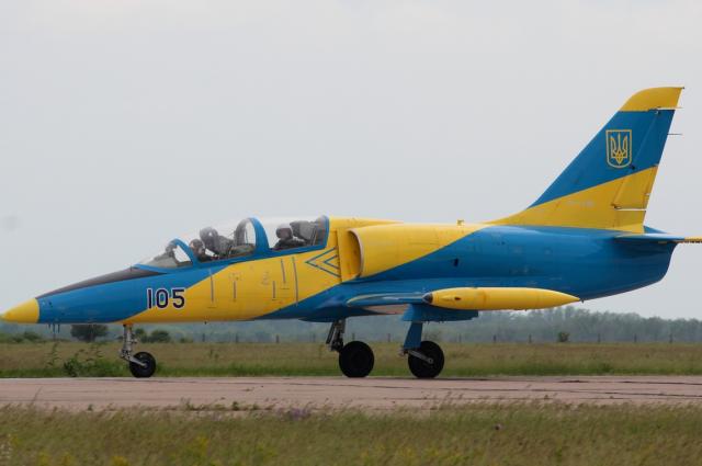 На аэродромы НАТО разрешили посадку старых украинских советских самолётов