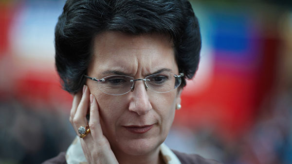 Нино Бурджанадзе: выборы в Грузии были абсолютным фарсом