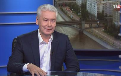Сергей Собянин ответил на вопросы москвичей. Полная версия