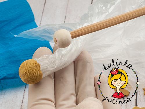 Как сделать бусины-бутоны из полимерной глины. Мастер-класс