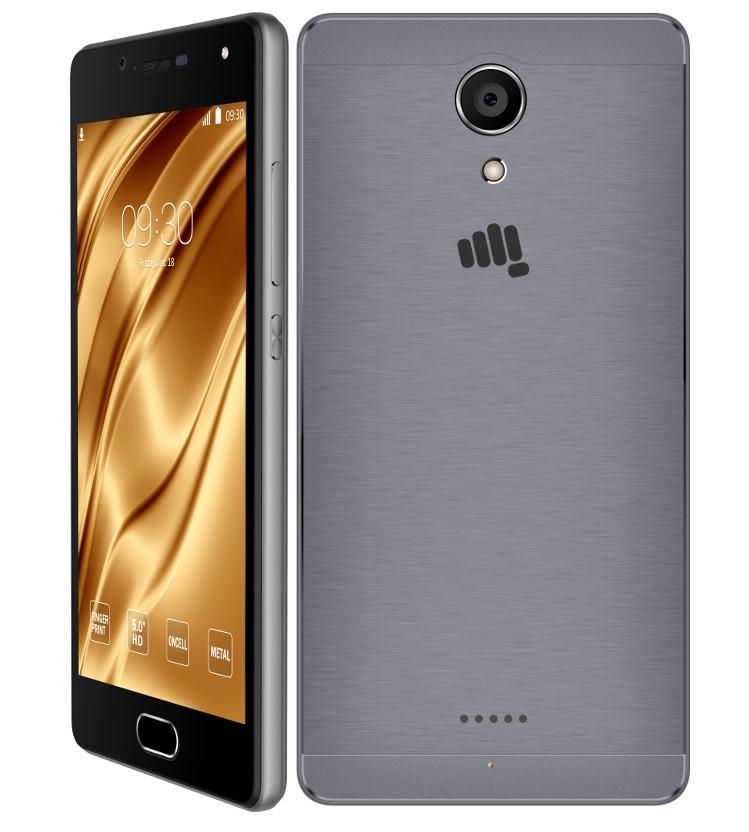 Micromax Canvas Unite 4 Plus: бюджетный смартфон в металлическом корпусе
