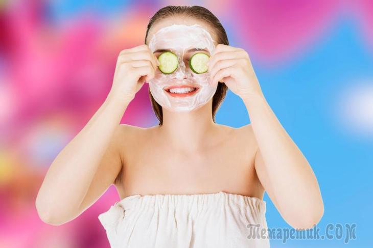 Приводим кожу в тонус: домашние тоники и маски из продуктов под рукой