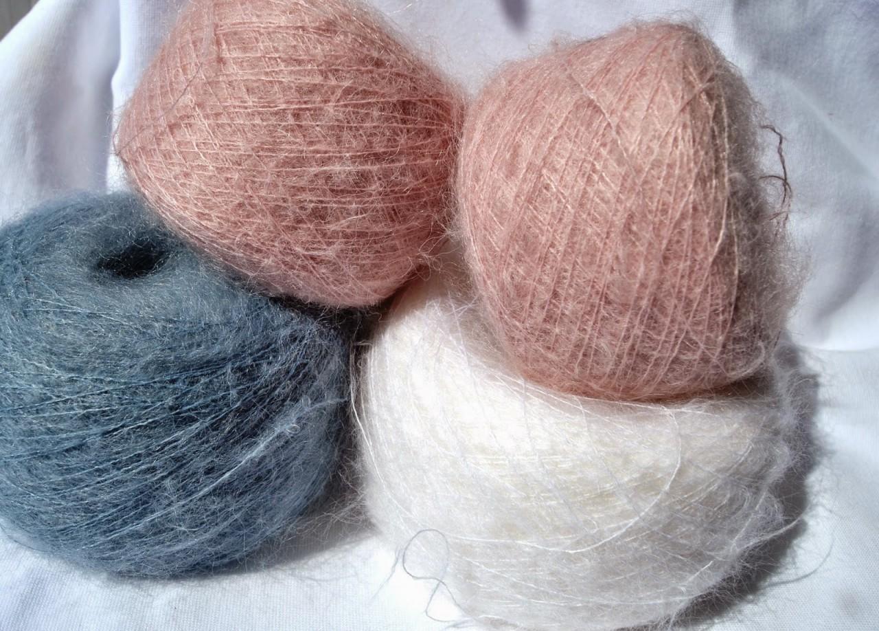 Выбираем пряжу для вязания