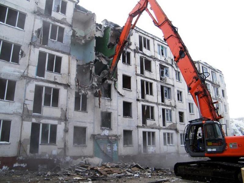 Путин о расселении пятиэтажек: ничто нарушающее права граждан подписано мною быть не может