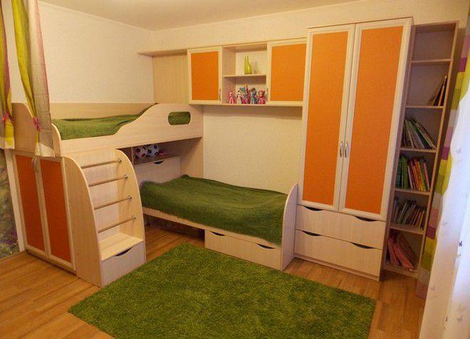интерьер однокомнатной квартиры 4