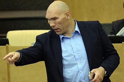 Валуев предрек цепную реакцию после отказа Шубенкова от российского флага
